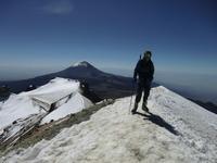 On the true summit of Ixta 31/10/11, Iztaccihuatl photo