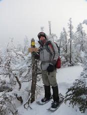 W46 Peak Bagging #30, Santanoni Peak photo