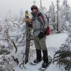 W46 Peak Bagging #30, Santanoni Peak