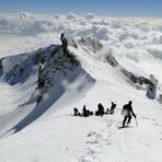 Erciyes zirve 3917 m., Erciyes Dagi