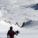 Erciyes zirve 3917 m.