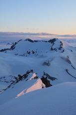 Mt Breakenridge summit, Mount Breakenridge photo