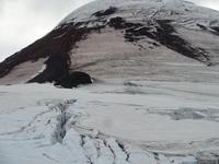PERDIDA MANTO DE NIEVE VOLCAN OSORNO, Osorno (volcano) photo
