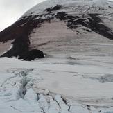 PERDIDA MANTO DE NIEVE VOLCAN OSORNO, Osorno (volcano)