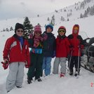 Μελλοντικά μέλη των ''LOP3 ROCKERS'' στο Χιονοδρομικό Κέντρο Καλαβρύτων περίπου 3 χρόνια πριν την επίσημη ίδρυση της αθλητικής-χειμερινής ομάδας.