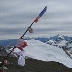 Plomo summit-Aconcagua, El Plomo