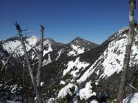 Saddleback, taken from an ascent to Sawteeth, Saddleback Mountain (Keene, New York) photo