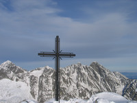 Nagyszalóki-csúcs 2452m., Slavkovsky Stit photo