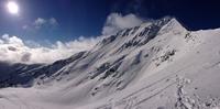 Todorka peak in winter. photo