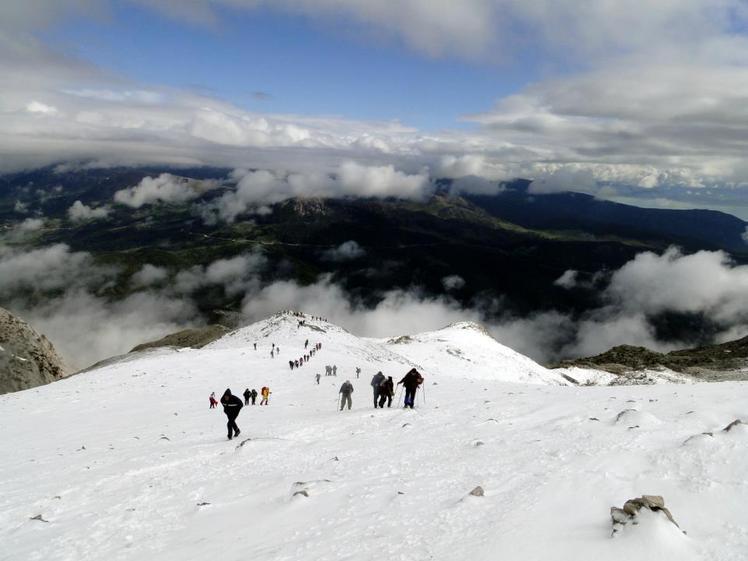 Dedegol mountain 3998 m., Dipoyraz