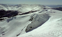 Vista panorámica desde Peñalara, Mount Peñalara photo