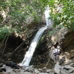 ابشار دوقلوی خرو, Mount Binalud