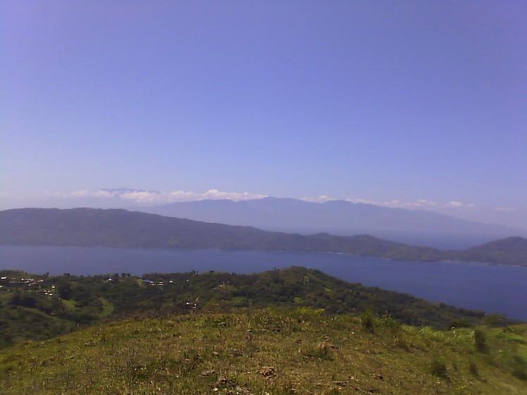 Mount Panay weather
