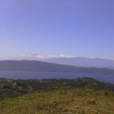 Mt panay top view, Mount Panay