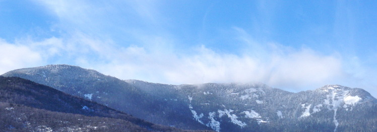 Mount Mitchell in Winter, Mount Mitchell (North Carolina)