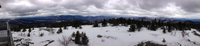 270 degree view Kearsarge North (S to N), Mount Kearsarge (Carroll County, New Hampshire) photo