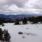 270 degree view Kearsarge North (S to N), Mount Kearsarge (Carroll County, New Hampshire)