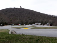 Brasstown Bald Summit Area and Parking Area photo