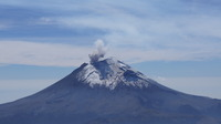 Popocatepetl photo