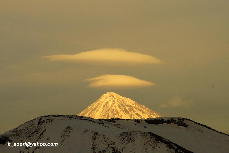 Damavand Mountain, دماوند