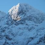 Mięguszowiecki Szczyt Wielki - north face