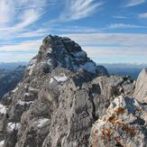 Near the top, Watzmann