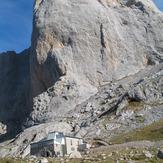 refugio de urriellu, Picu Urriellu