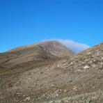 The peak of Karava (2184m)