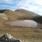 Lake in Karava