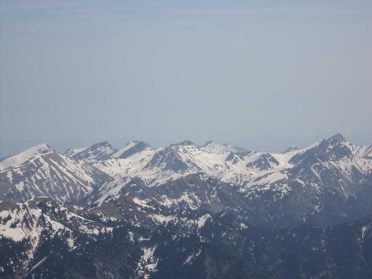Summits of Agrafa, Karava