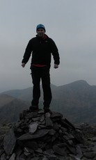 My First ever summit, Cnoc na Péiste photo