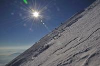 Climbing Ljuboten photo