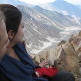 On the peak (ME & my love), Alam Kuh or Alum Kooh