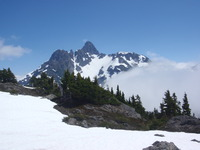 Mount Septimus - July 2012 photo