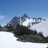 Mount Septimus - July 2012