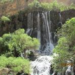 shevi (talleh zang)waterfall, سن بران