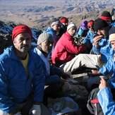 کوهنوردان شاهدان فجر, Karkas
