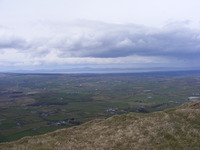 View from Benbradagh photo