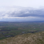 View from Benbradagh