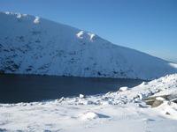 Mangerton in Winter, Mangerton Mountain photo