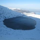 Devil's Punchbowl Mangerton, Mangerton Mountain