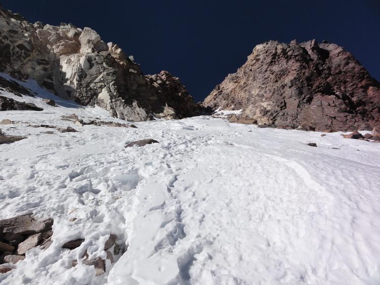 Ojos del Salado - Summit, Nevados Ojos del Salado