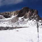 Ojos del Salado - Crater, Nevados Ojos del Salado