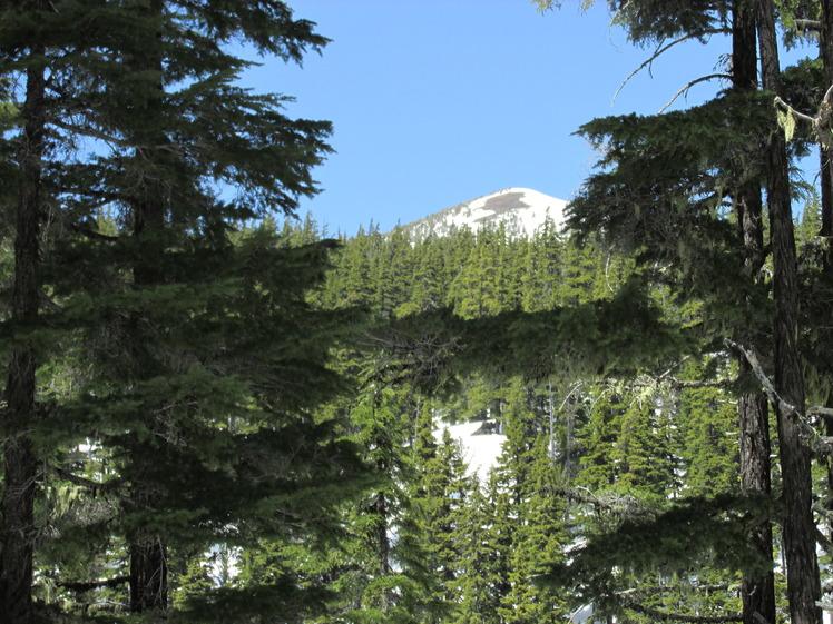 Maiden peak on 4/27/13