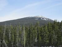 Maiden peak on 4/27/13 photo