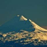 Llaima volcano at Dawn