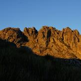 Black Needles Peak, Pico Do Itatiaia