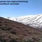 iran, Zard-Kuh
