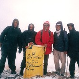naser ramezani :  azadkouh, آزاد کوه