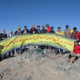 naser ramezani :  karkas peak
